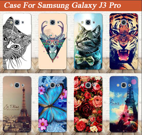 Diy Galaxy Book Cover : Protect back cover for samsung galaxy j pro eiffel tower