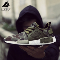 new men's outdoor army fan camouflage men's casual shoes army green sports shoes Ultra Boosts large size 39 48 men's shoes T056