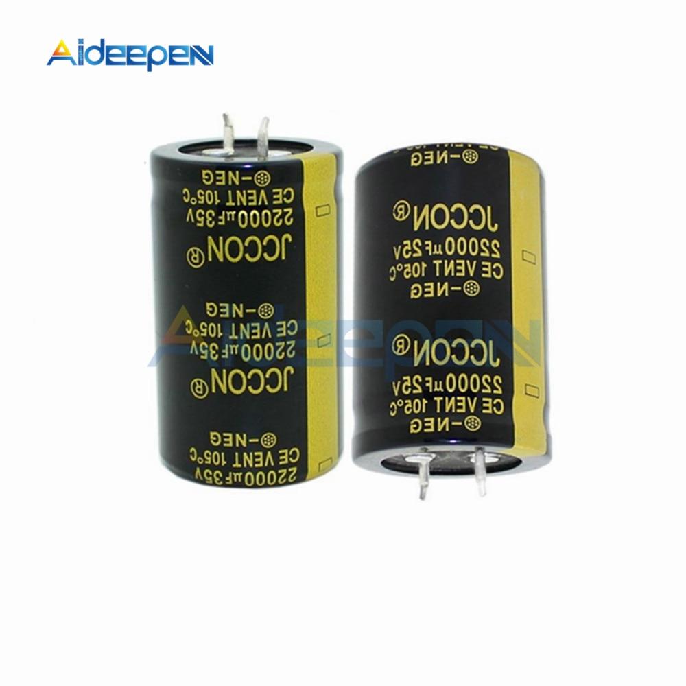 25 35 50 Value Kit Aluminum Electrolytic Capacitor 470uF 10000uF 22000uF 47000uF