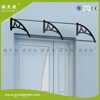 YP 150240 150x240cm Freesky Diy Door Canopy Window Awningdoor Canopy Brackets Polycarbonate Awning