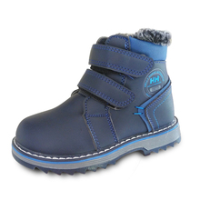 Free Shipping 1pair Winter warm Brand KIDS Boots Snow Children s boot inner 14 17cm Fashion