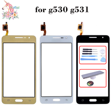 For Samsung Galaxy Grand Prime G531F SM-G531F G530H G530 G531 G530 G5308 LCD Touch Screen Sensor Display Digitizer Glass Replace new gold oem replace touch screen with digitizer lcd display for samsung galaxy grand prime g531 sm g531 g531f g531h phone