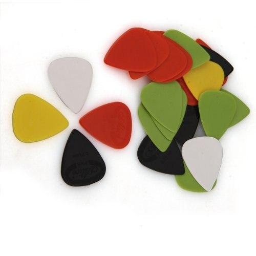 24 x Diapason Pick on Acoustic Bass Guitar Plastic Electro-acoustic