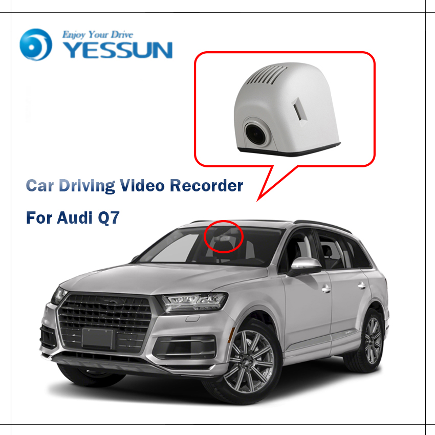 YESSUN For Audi Q7 2011 2012 2014 Driving Video Recorder