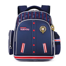 Children School bags for Boys Girls Waterproof Orthopedic schoolbag Primary Backpack Kids Book Bags