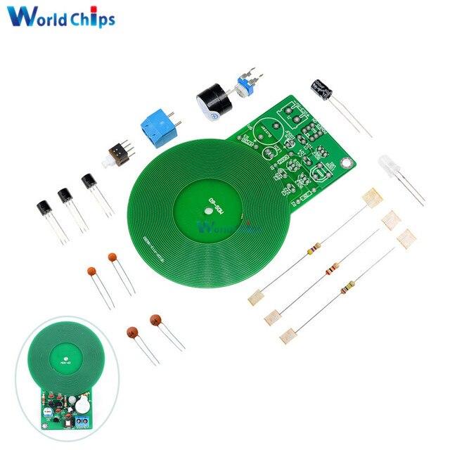 Diy Kit Metal Detector Kit Electronic Kit Dc 3v 5v 60mm Non Contact