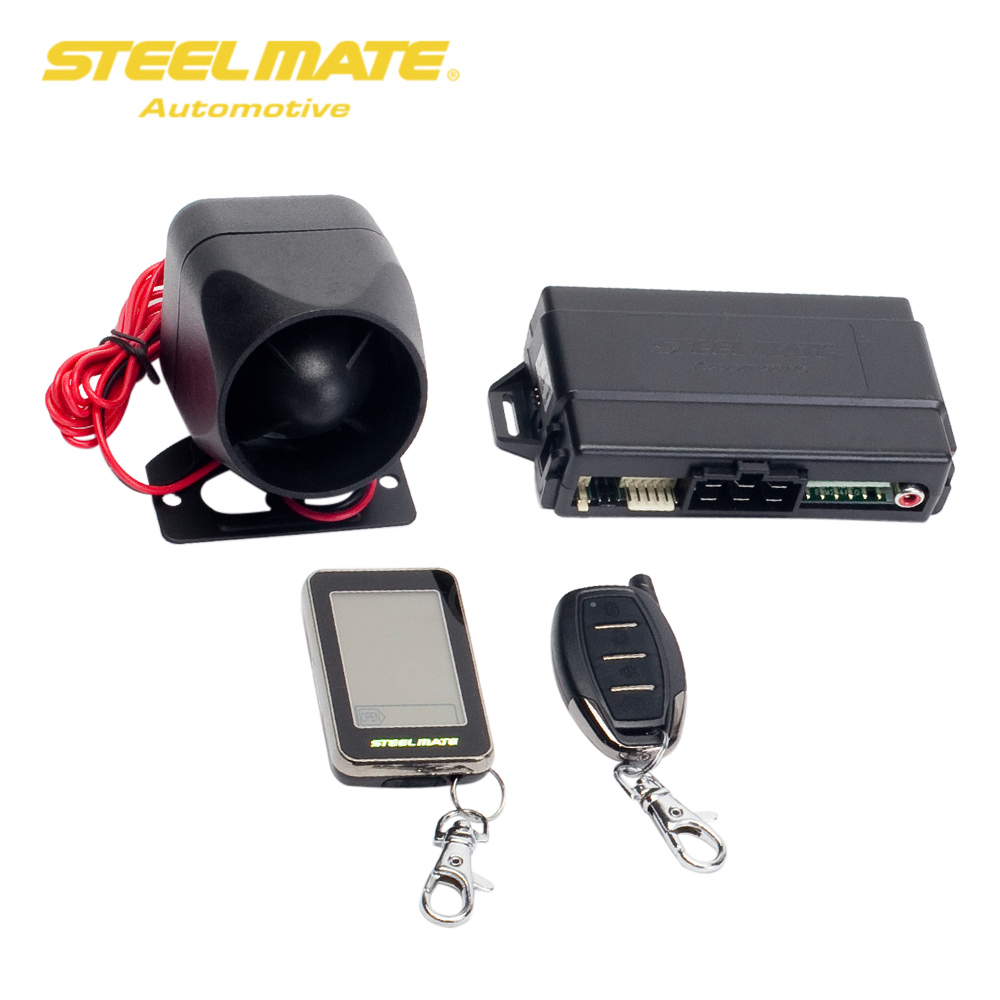 Steelmate T8210 Car Alarm Security System With Touch