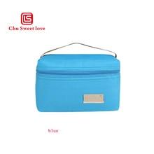 Casual Large Oxford Ice Pack Handbags Waterproof Cooler Bag Keep Insulation Thermal Cooler Bags