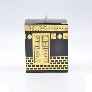Image 2 - Muslin festivali Kabe tasarım kalıp kesme altın folyo hajj kutusu