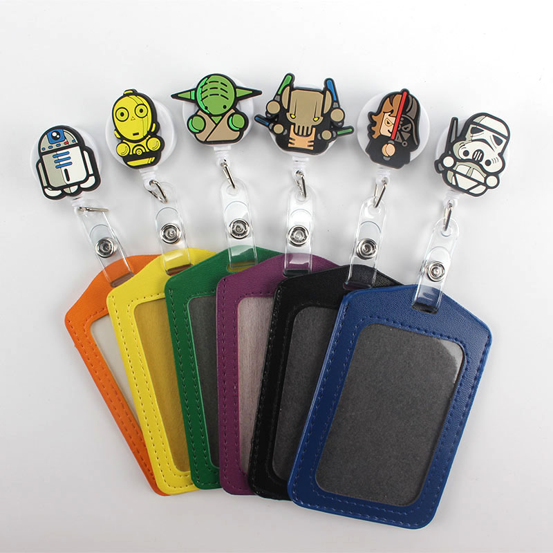 1Pcs-High-Quality-Cartoon-Star-Wars-Retractable-Badge-Reel-Student-Nurse-Exihibiton-ID-Name-Card-Badge