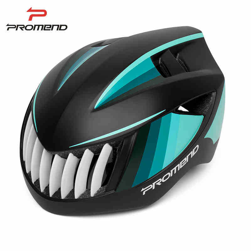 PROMEND Mountain Bike Riding Helmet Integrated Safety Hat Road Cycling Equipment for Men and Women promend mountain bike riding helmet integrated safety hat road cycling equipment for men and women