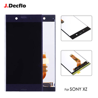 For Sony Xperia XZ F8331 F8332 LCD Display Digitizer Assembly Glass Touch Screen Replacement Parts No Frame Original 5.2''