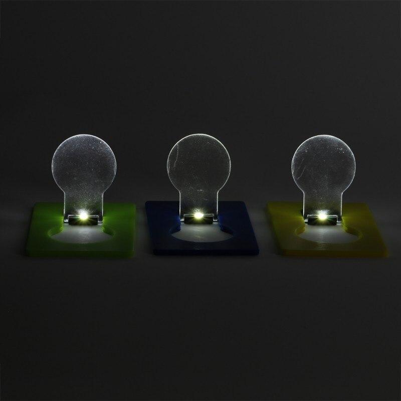 Portable Mini Lighting Wallet LED Card 13