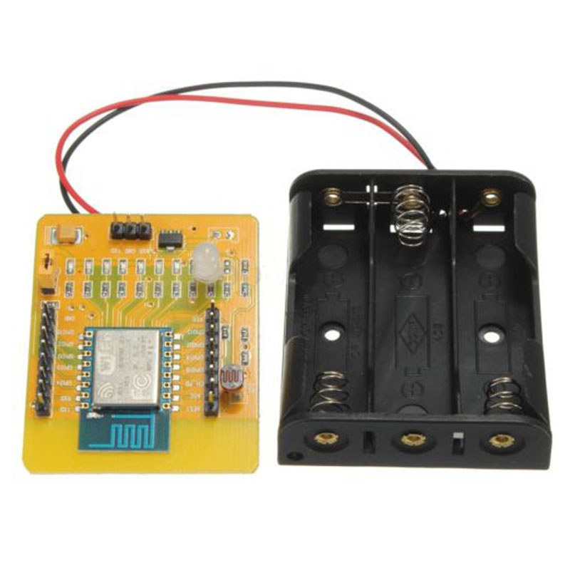 Image 2 - ESP8266 Serial WIFI Test Board Dev Kit Development Wireless Board Full IO Switch-in Replacement Parts & Accessories from Consumer Electronics