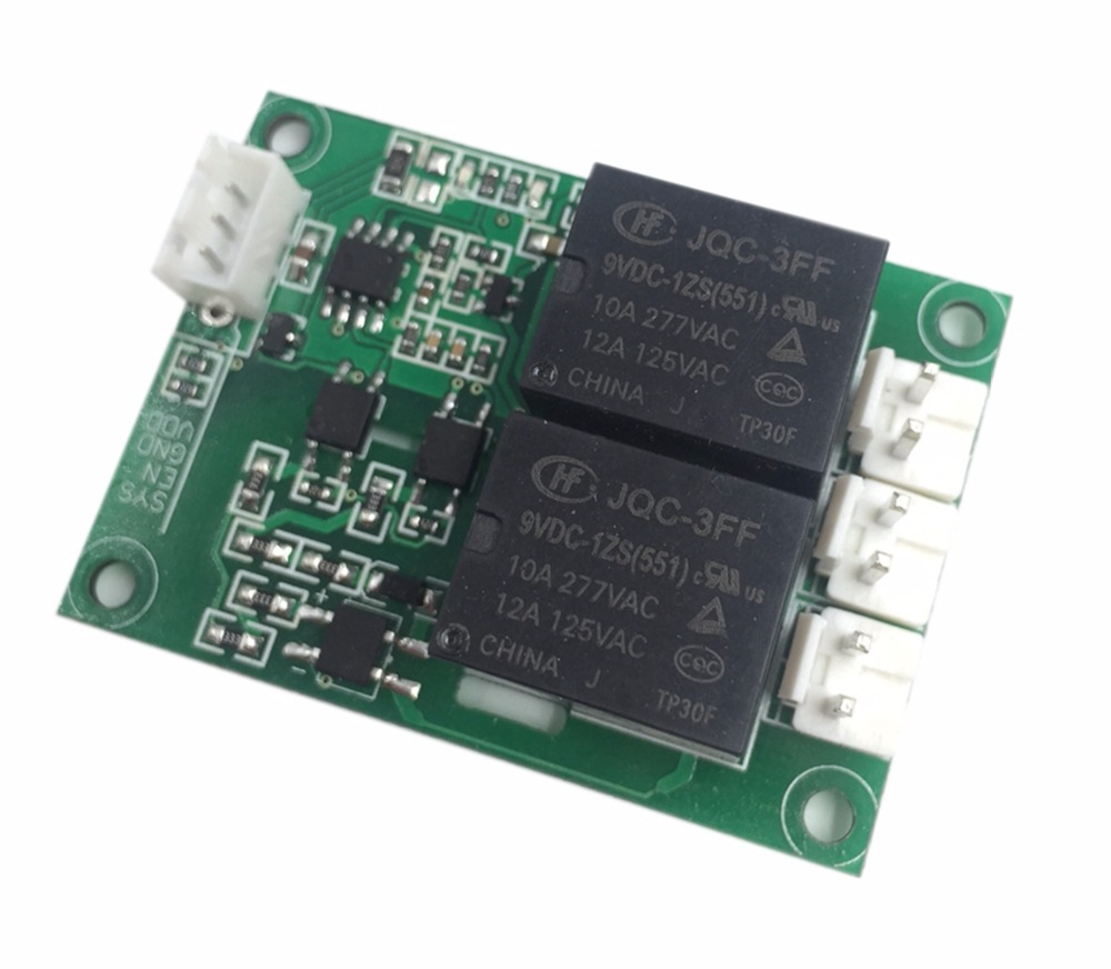 Ups module 220V/110V AC mains switch off automatically uninterruptible power supply emergency lights circuit board