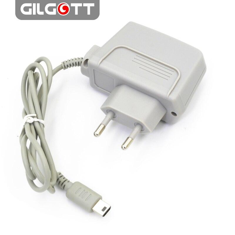Сетевое зарядное устройство для Nintendo DSL, адаптер питания для Nintendo DSL DS Lite NDSL-серый, 100-240 в перем. Тока