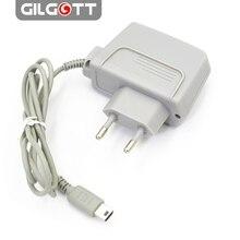 Charger Adapter-Power-Supply Eu-Plug DSL Wall Ds-Lite Nintendo Travel Ndsl-Grey AC