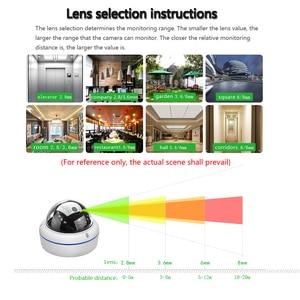 Image 5 - Vandal geçirmez AHD kamera 1MP 1.3MP 2MP yüksek çözünürlüklü 15 adet IR LED gece görüş AHD kamera Analog yüksek çözünürlüklü kapalı/açık