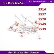 20 штук 5516 5537 5528 5549 5539 свет резистора Фоторезистор резистор Фоточувствительный сопротивление