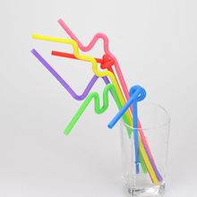 Get more info on the Hot Disposable Straws Bendable Juice Drinking Flexible 26cm Safe For Home Party Bar FQ-ing