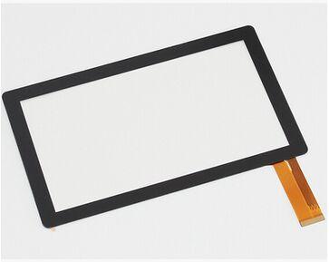 Новые черные (для: c. fpcwt1017a070v01) 7-дюймовый Планшеты PC емкостный Сенсорный экран Панель планшета Сенсор Запчасти для авто