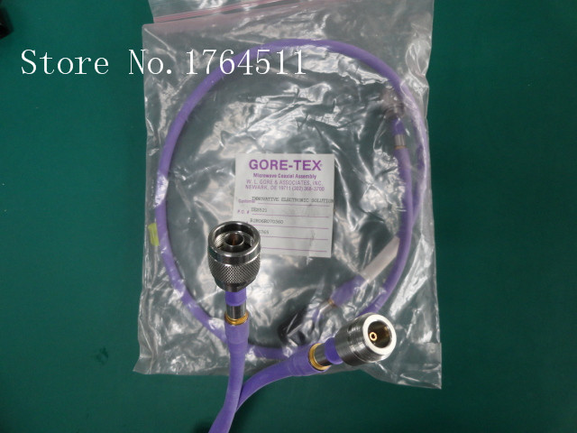 [BELLA] Gore (GORE) 18GHZ N Revolution Test Cable N High Frequency R2R06R07036.0 90CM Mother