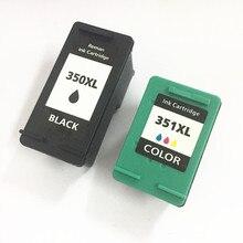 For HP 350 351 XL Ink Cartridges Photosmart C4480/C4280/C4580/C5280 Officejet J5780/J5730/J5780/J5785/J5790/J6410/J6450