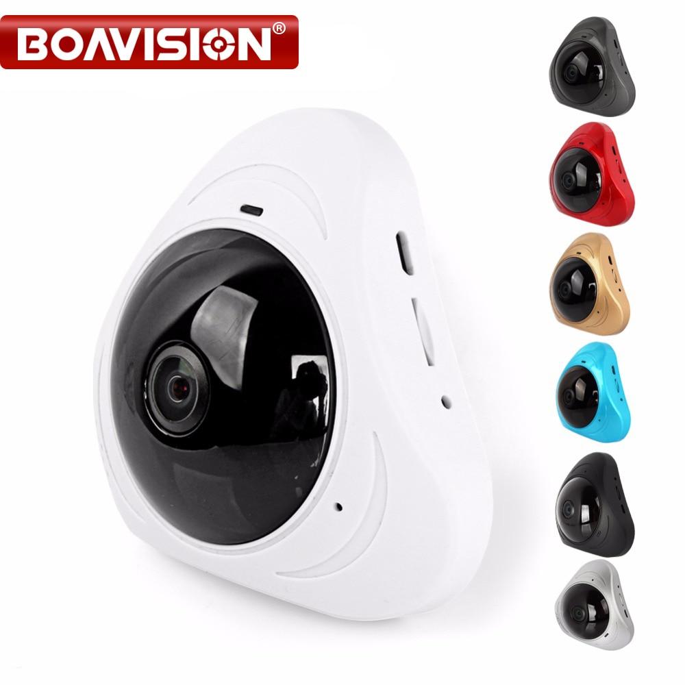 1.3MP 960 P Smart Cam Audio Bidirezionale 360 Gradi WIFI IP Camera Home Security CCTV Macchina Fotografica WI-FI Android Panorama 3D VR Bambino Monitor