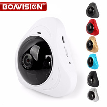 1.3MP 960P Smart Cam Two Way Audio 360 Degree WIFI IP Camera Home Security CCTV WI-FI Camera Android Panorama 3D VR Baby Monitor