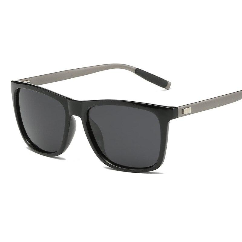 DANKEYISI Square HD Polarized Sunglasses Men Women Vintage Outdoor Sport Sunglasses Eyewear UV400 Driving Fishing Gafas De Sol