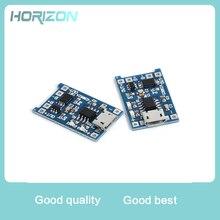 2 шт. Micro USB 5 В 1A 18650 TP4056 литиевых Батарея Зарядное устройство модуль зарядки доска с двойной функции
