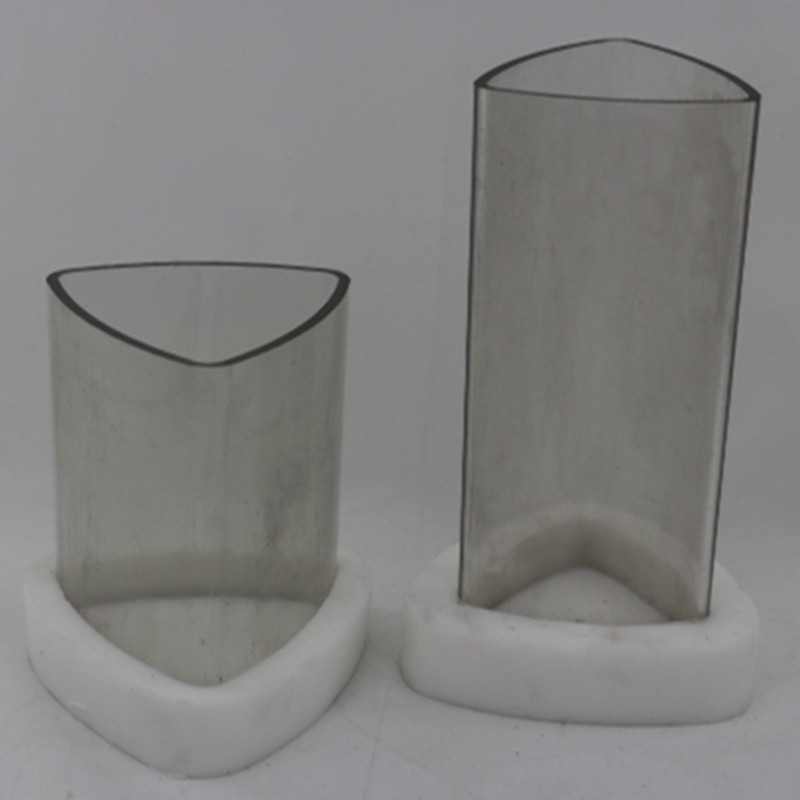 Obliging Diy Roundtriangle Candle Making Candle Mold,high Temperature Resistant Candle Mould For Diy Candles & Holders