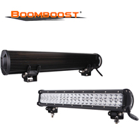 20 Inch 4D 126W LED 12V 24V Work Light Bar Spot Flood Combo For Boating Hunting Fishing Work Driving Offroad Truck 4x4 SUV ATV