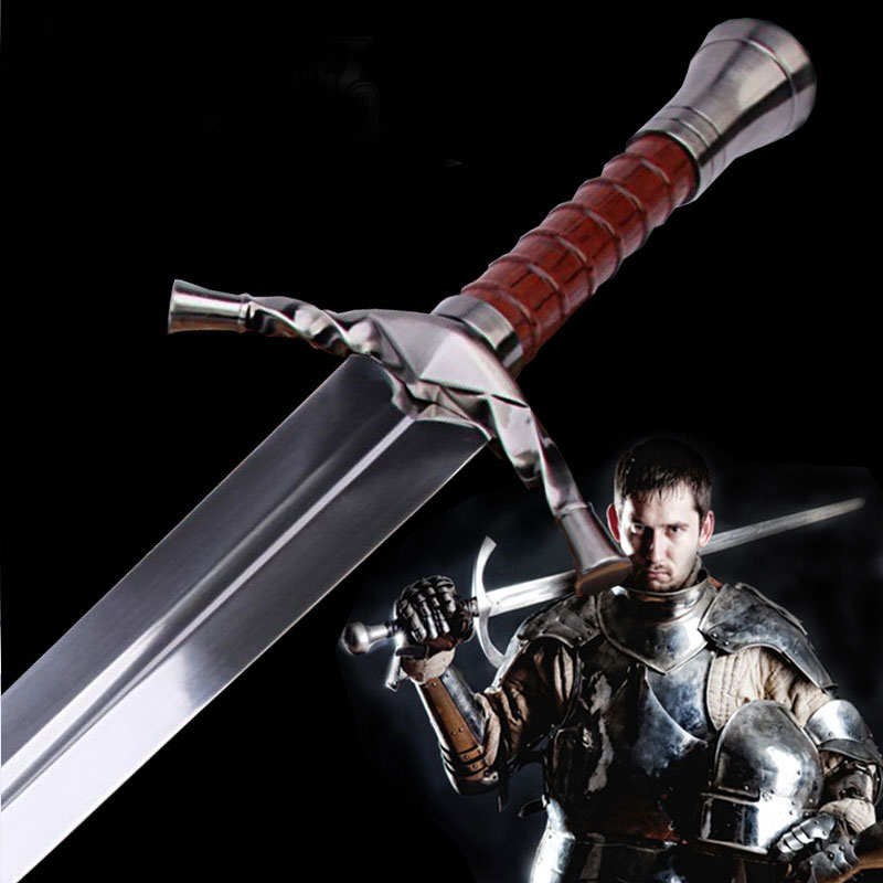 New Plastic Ancient Knight Sword