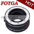 NEW!FOTGA Macro AF Auto Focus Extension Tube 10mm 16mm Set DG for Samsung NX mount!FREE SHIPPING!WHOLESALE
