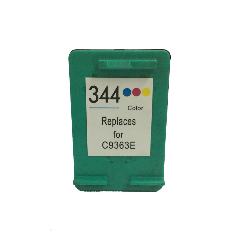 vilaxh 344 Refilled Ink Cartridge Replacement for HP Deskjet 460 5740 5745 5940 Photosmart 475 2575 2610 2710 printer