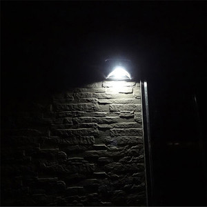 Image 5 - Solar Verlichting Outdoor Motion Sensor Nacht Beveiliging Wandlamp Led Waterdichte Energiebesparende Tuin Voordeur Yard Dropshipping