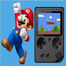 Mini Video Game Console 8-Bit Retro Handheld Built-in 168 Classic Childrens Nostalgic Gift