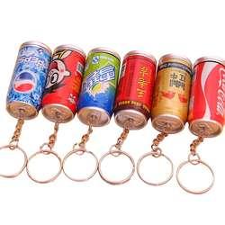 Креативный ключ-клип мультфильм бутылка для напитков может Шариковая ручка для школы офиса канцелярские инструменты для письма подарок