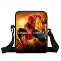 Anime Sacos de Ombro Sacos Do Mensageiro Dos Homens Do Homem Aranha Deadpool Spiderman/Deadpool Bolsa Crossbody bag Para Mulheres Presente Dos Miúdos Bolsas