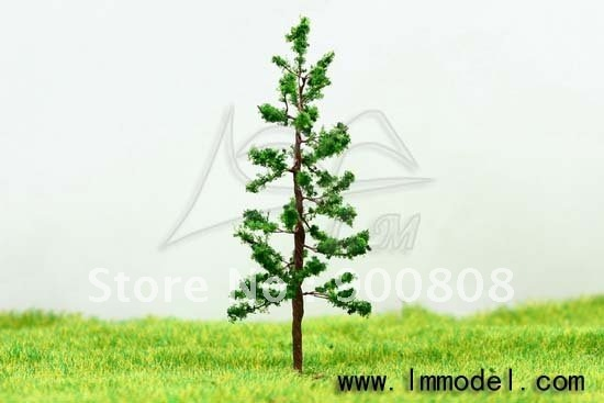 40pcs free shipping Scale Train Layout Set Model Araucaria Trees  for N Z Scale(N6524)
