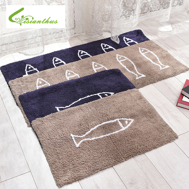Online get cheap fish bath rugs alibaba for Cute rugs for cheap