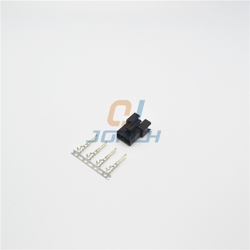 30 sets SM 4Pin 2.54MM Pitch Female Connector Housing + terminals SM-4P SM-4A