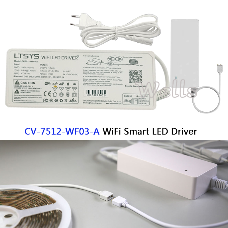 cv 7512 wf03 a ac100 240v input  12v  75w output compatible with f3 remote ex3 panel controller