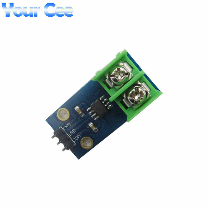 Detail Feedback Questions about 5pcs 20A Range Hall Current Sensor