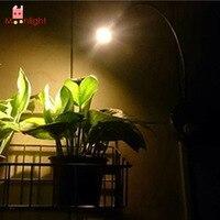 BEST 3W Adjustable Wall Light Flexible Hose LED Modern Wall Lamp Flexible Arm Light Study Silver