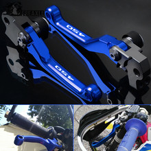 Aluminum For KTM 450SMR 450SX/SX-F/SX-R 450XC-F 450XC 450XC-W 450XCR-W Motocross Pivot Pit Dirt Bike Brake Clutch Levers Handle for ktm 450sx 450sx f 450sx r 450 sx f r 2009 2010 2011 2012 motocross cnc pivot brake clutch levers dirt bike orange