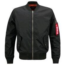 Мужская тактическая куртка для боулинга, зимняя куртка с воротником, куртка пилота ВВС, бейсбольная куртка для бадминтона, джинсовая спортивная одежда размера плюс, пальто