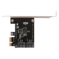 PCI E 1x 4x 8x 16x To SATA 3 0 Internal Full Speed 6Gbps Ports Hard