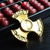 Noble Dragon Stone Seiko Rotablade Fidget Spinner Torqbar Brass Tri Spinner Hand Spinner Metal Finger Spinner